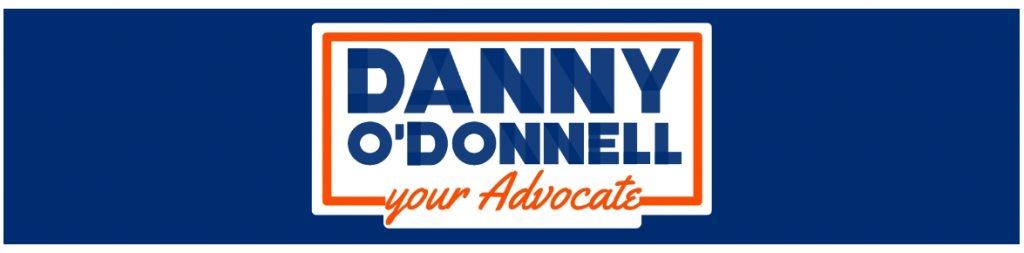 Danny O'Donnell for Public Advocate - logo
